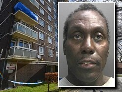 Domestic violence thug on the run four years after being jailed over balcony fall