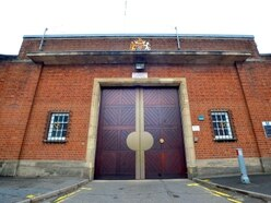 Stafford Prison applies for new staircases
