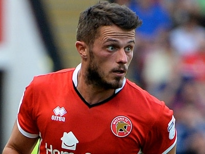 Walsall boss Jon Whitney thrilled to have Florent Cuvelier back