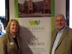 Quick work: Rapid start to sales at Wolverhampton housing fair