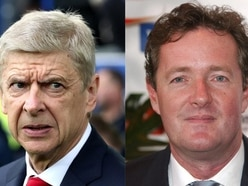 Arsenal's demolition of Everton as told through Piers Morgan's Twitter account