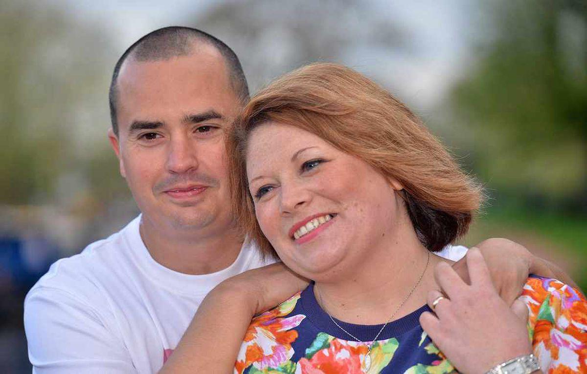 Mark and Tammy Vaz