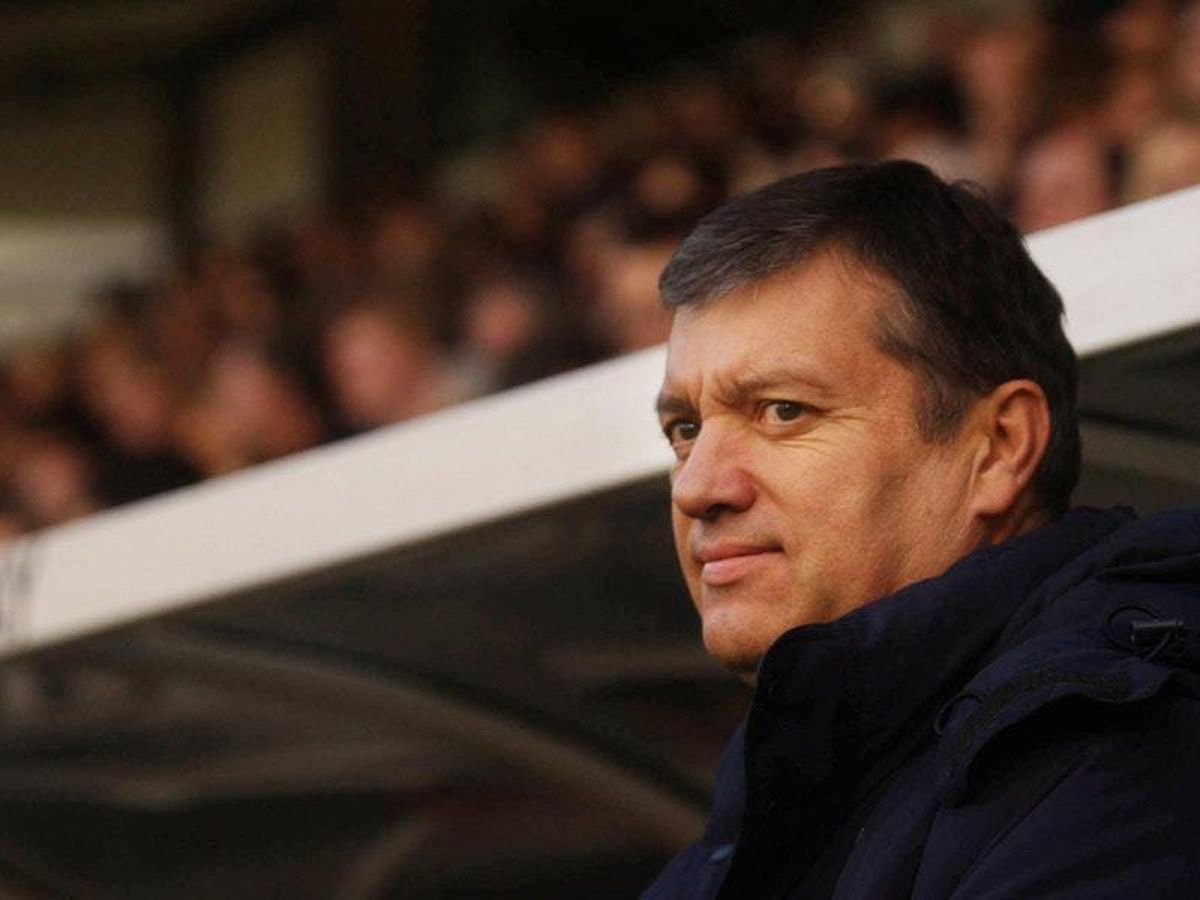Jacques Santini was appointed as Tottenham manager on June 3, 2004