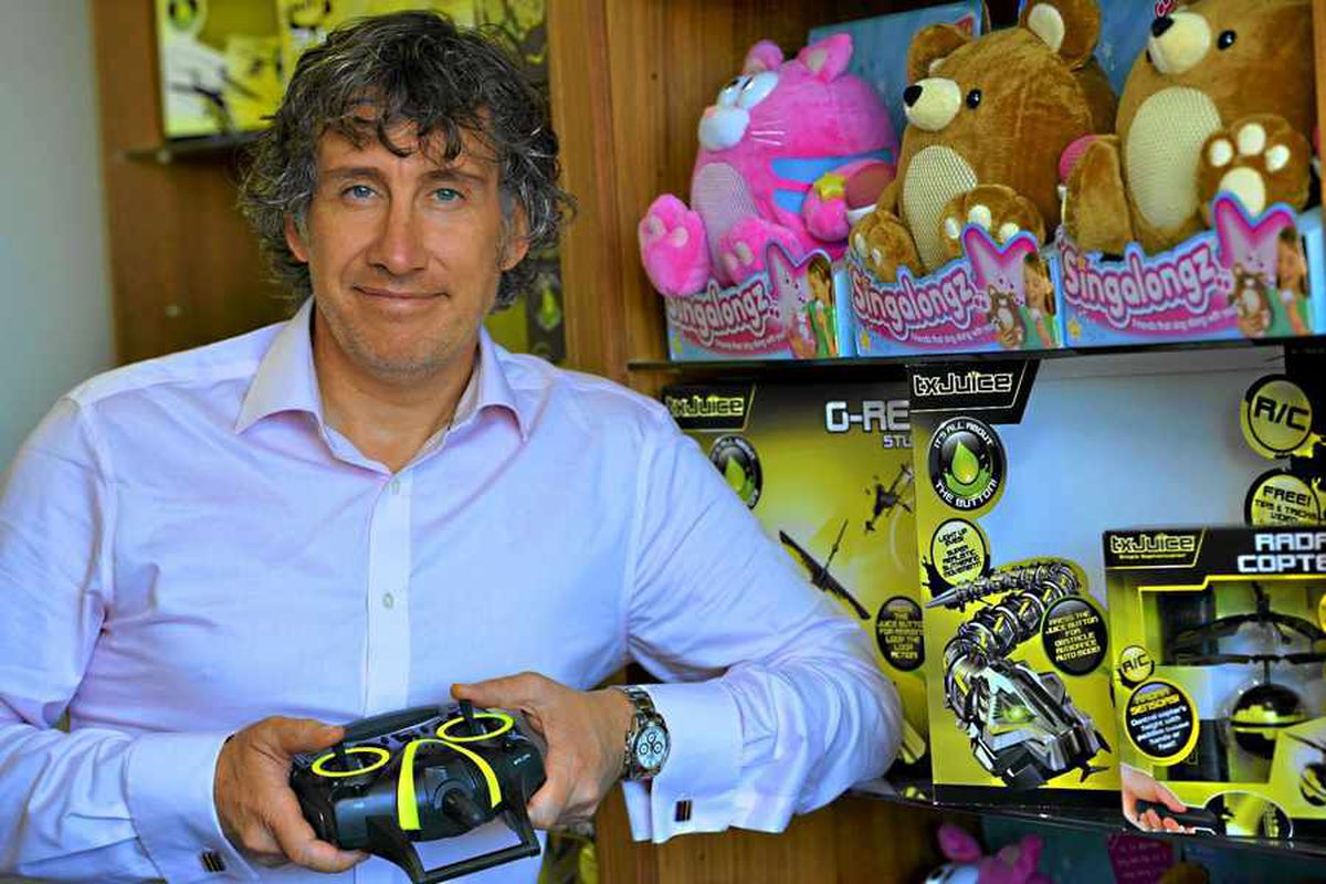 Wolverhampton's Wow Stuff! toy company is back in profit