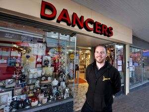 Dave Dancer, assistant manager of Dancers in Halesowen, said it felt great to be able to reopen again following lockdown