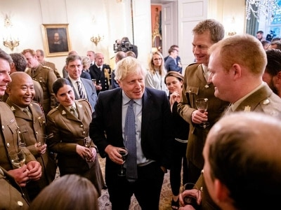 Boris Johnson to meet military chiefs in Number 10