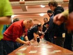 Sedgley brewery wins award at Dudley Winter Ales Fayre