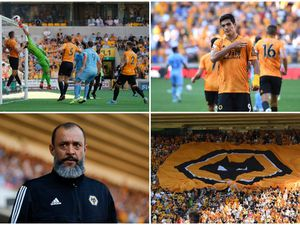 Wolves drew 1-1 with Burnley (© AMA SPORTS PHOTO AGENCY)