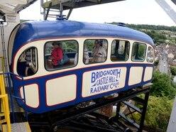 Coronavirus: Bridgnorth's historic cliff railway closes