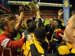 Rushall Olympic manager Liam McDonald: They deserve this - PICTURES