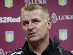 Aston Villa v Stoke: Dean Smith's pre-match press conference - VIDEO