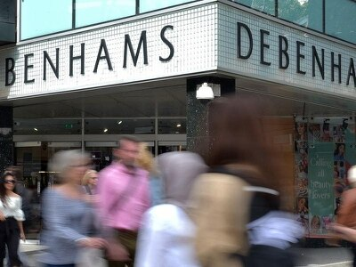 Debenhams will consider firm takeover bid from Sports Direct