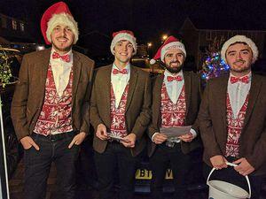 Caring Wolverhampton carol singers celebrate 10 years