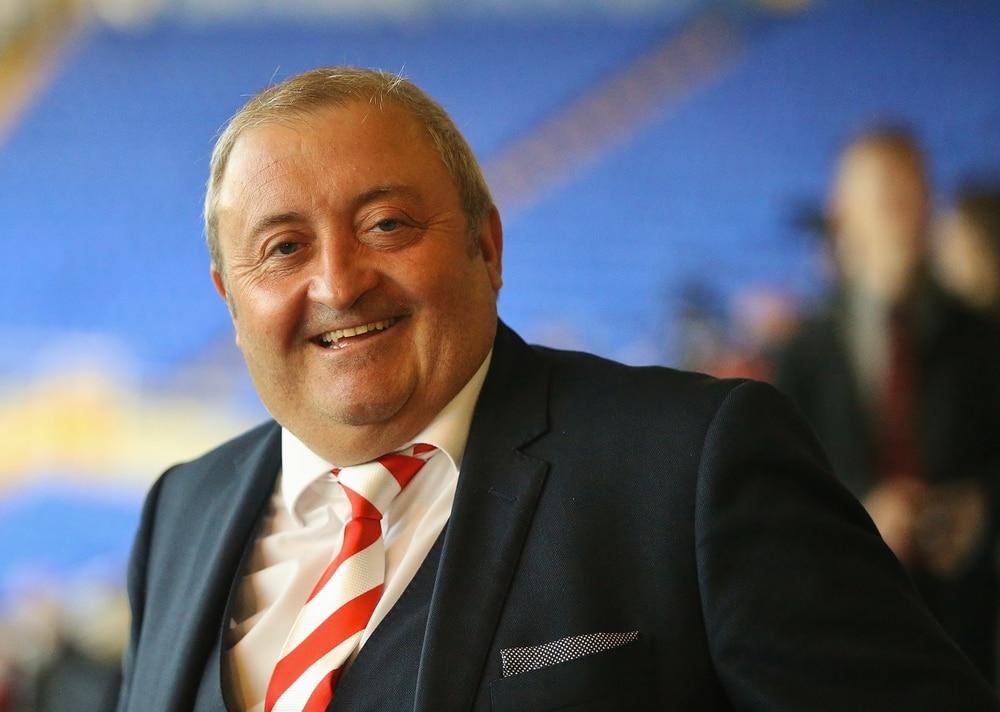 Stourbridge chairman blasts