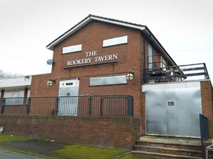 The Rookery Tavern in Wolverhampton closed in 2014