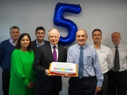 Black Country Skills Factory celebrates five years