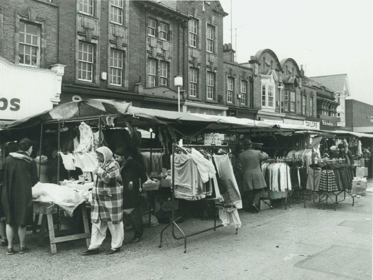 The High Street Market