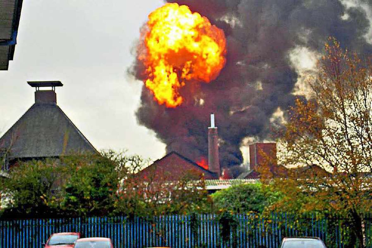Revealed: The full devastation left by firm fined £250,000 after fireball