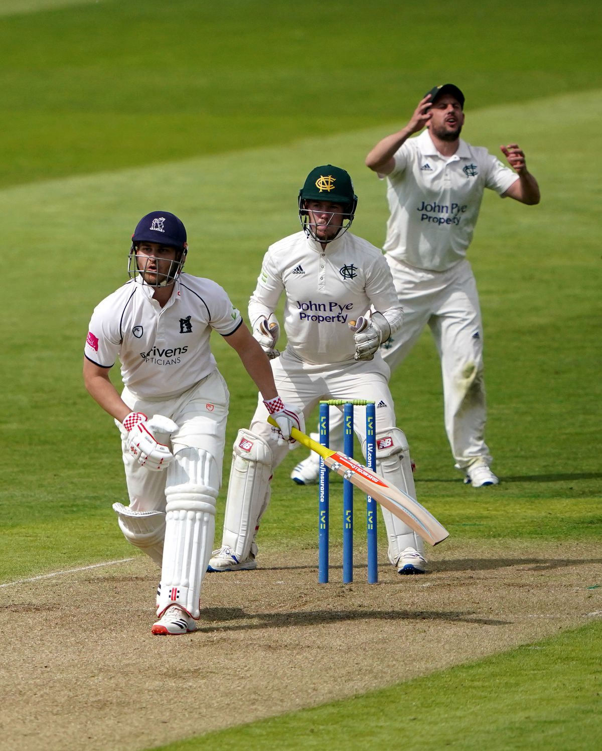 Warwickshire's Will Rhodes