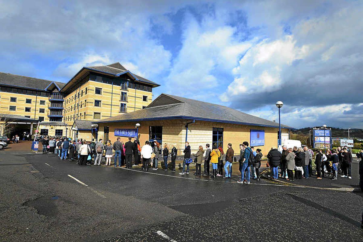 Aldi jobs: 1,000 queue for 40 posts in Dudley