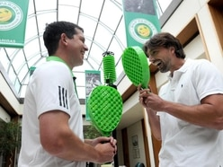Ivanisevic jokes about 2001 semi-final v Henman as Wimbledon unveils new roof