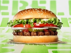 Plant-based Rebel Whopper arrives at UK Burger King restaurants