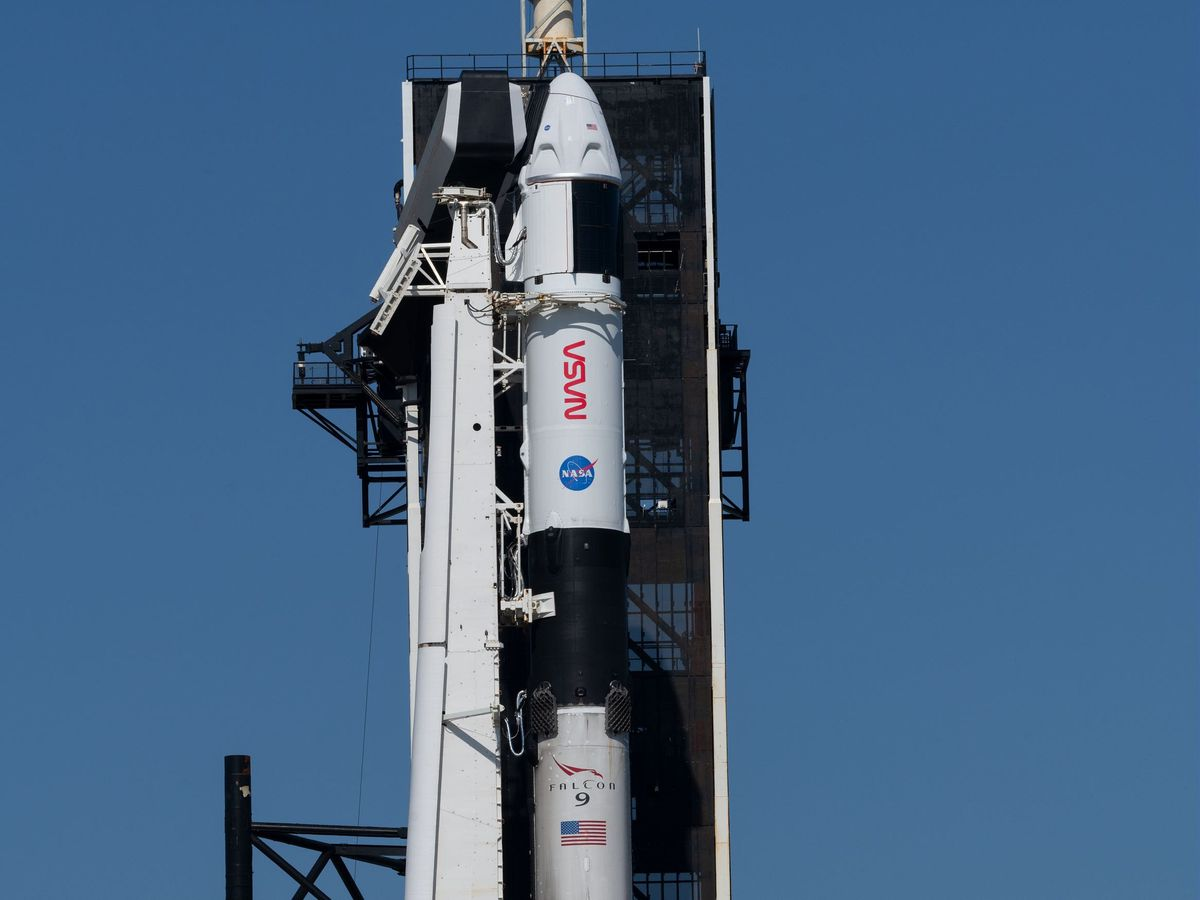 Falcon 9 SpaceX rocket (ESA)