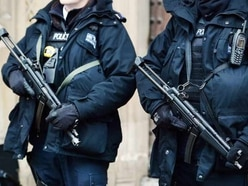 Teens arrested as armed police sent to Staffordshire A-road