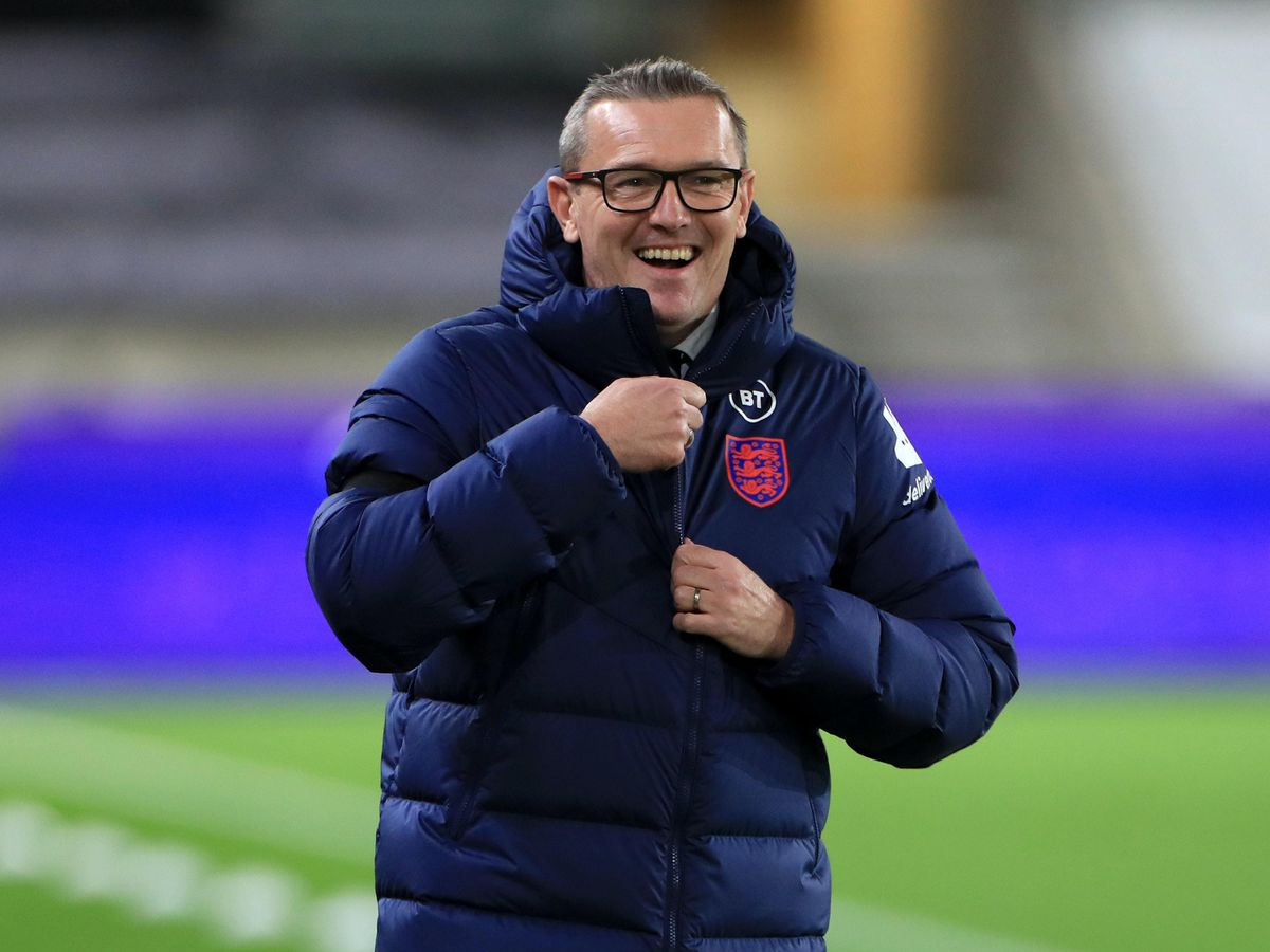 England Under-21s manager Aidy Boothroyd will take the squad to Euro 2021