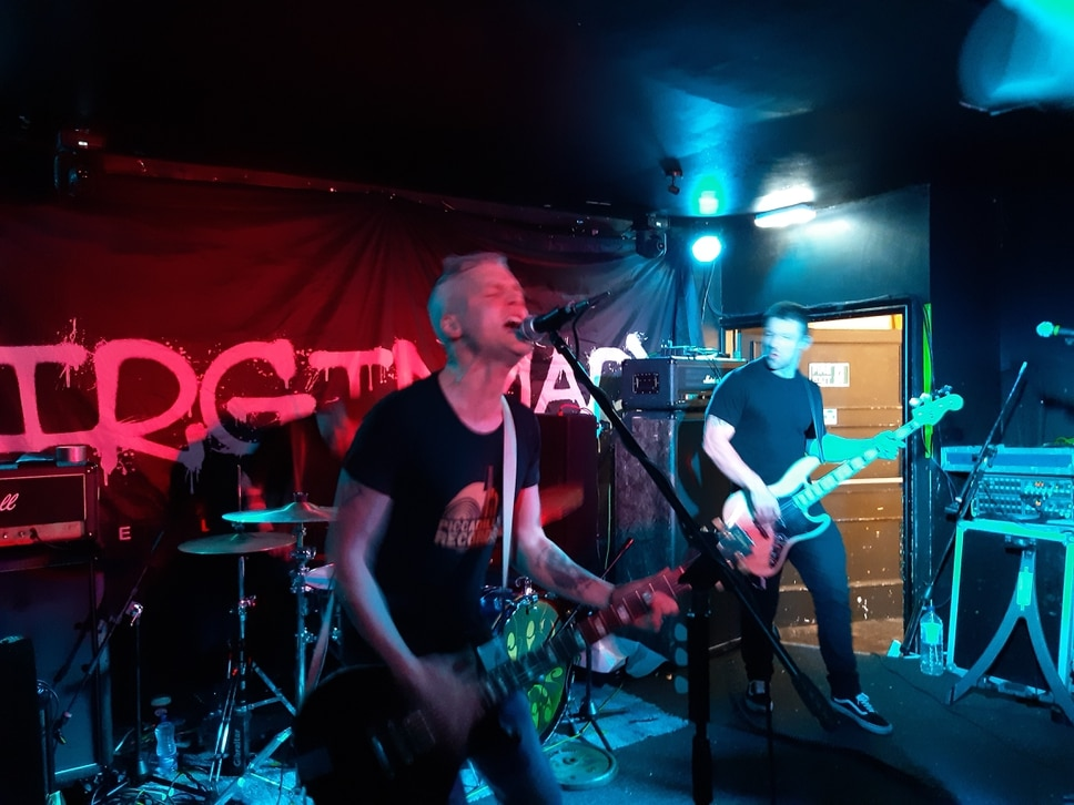 Rising rockers The Virginmarys bring live show to Stafford - review