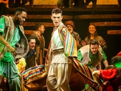 Joseph and the Amazing Technicolor Dreamcoat brings a rainbow of colour to Birmingham Hippodrome
