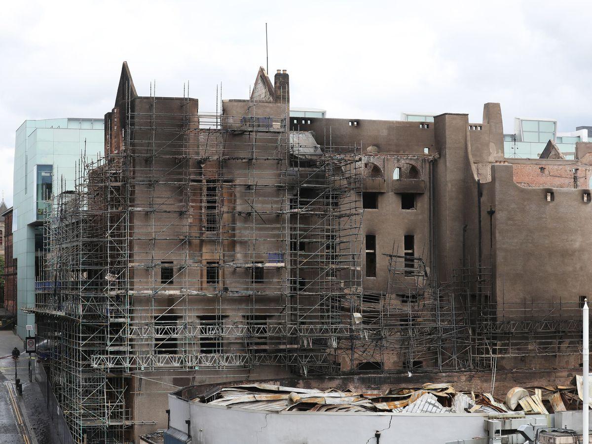 Mackintosh building