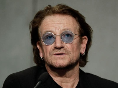 Bono says pope 'aghast' about church sex abuse
