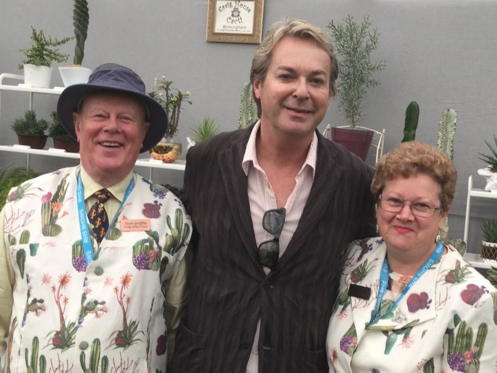 Cacti growers from West Bromwich scoop 9th Chelsea Flower Show gold