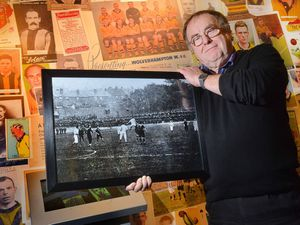 Memorabilia collection of Wolves stalwart John 'Foz' Hendley sold for thousands at auction