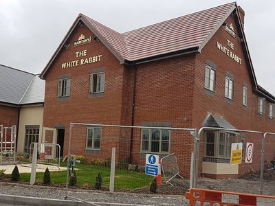 Don't be late! New White Rabbit pub opens in Bilston, bringing 40 jobs