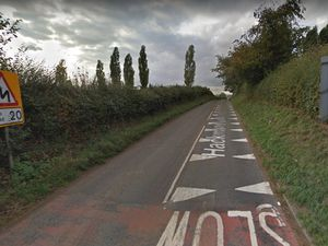 Hackmans Gate Lane, in Belbroughton. Photo: Google Maps