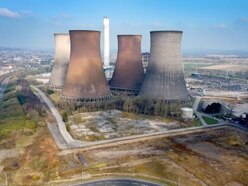 Latest images of what remains at Rugeley Power Station