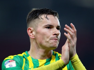 Conor Townsend feeling much more confident at West Brom