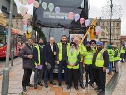 Fireworks to bring Guru Nanak 550th birthday celebrations to a close in Wolverhampton