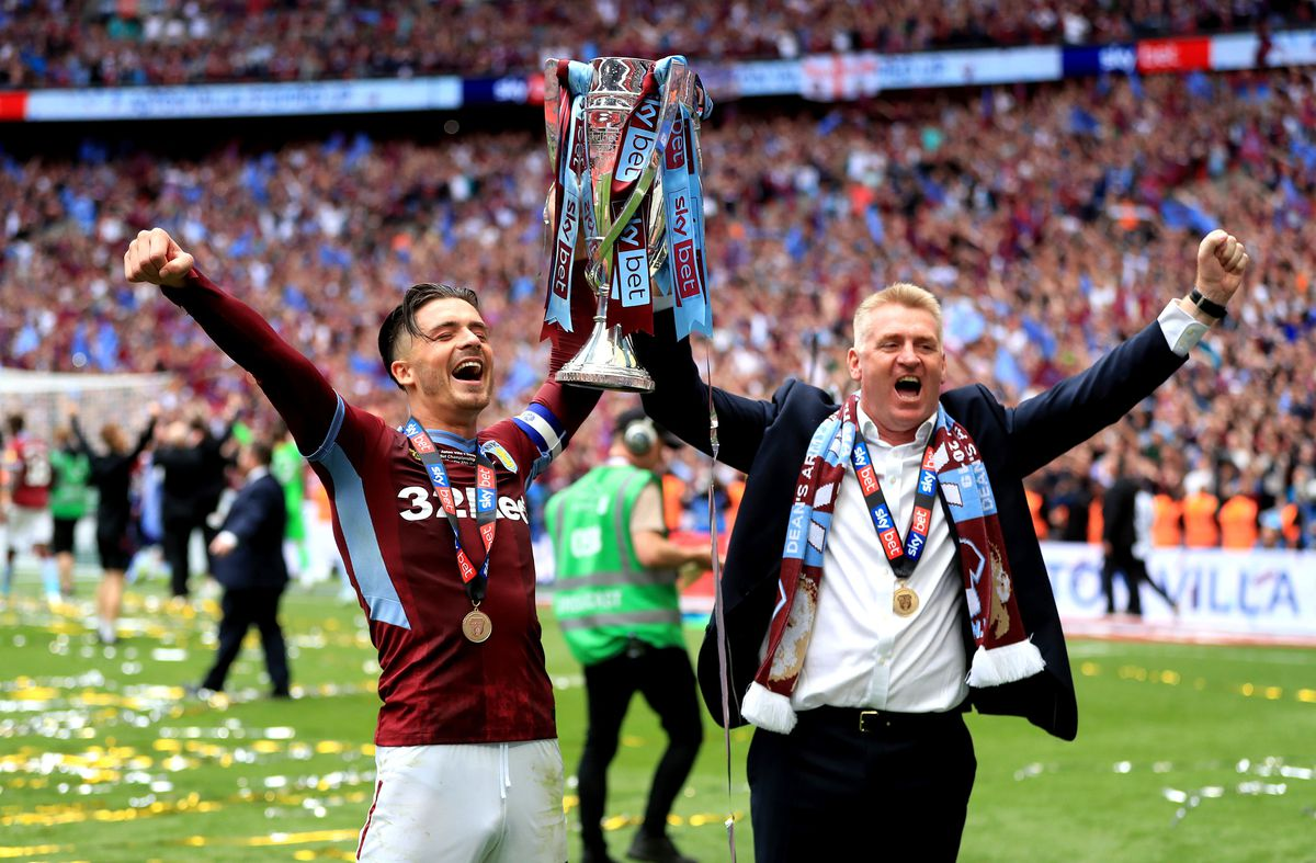Villa's promotion has earned them an opening day trip to the Champions League runners-up.
