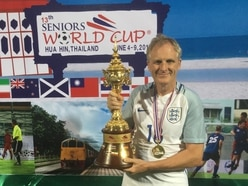England seniors win the World Cup