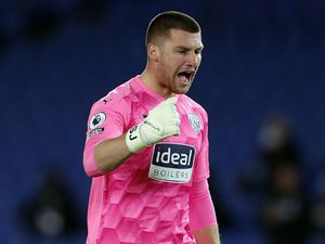 File photo dated 26-10-2020 of West Bromwich Albion goalkeeper Sam Johnstone. Issue date: Thursday March 18, 2021. PA Photo. Aston Villa striker Ollie Watkins and West Brom goalkeeper Sam Johnstone have received their first senior England call-ups, the Football Association has announced. See PA story SOCCER England. Photo credit should read Andrew Couldridge/PA Wire.