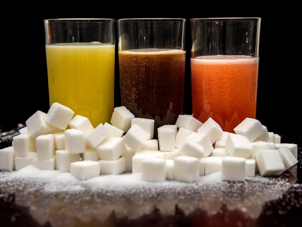 Children have exceeded their recommended sugar intake by the age of 10