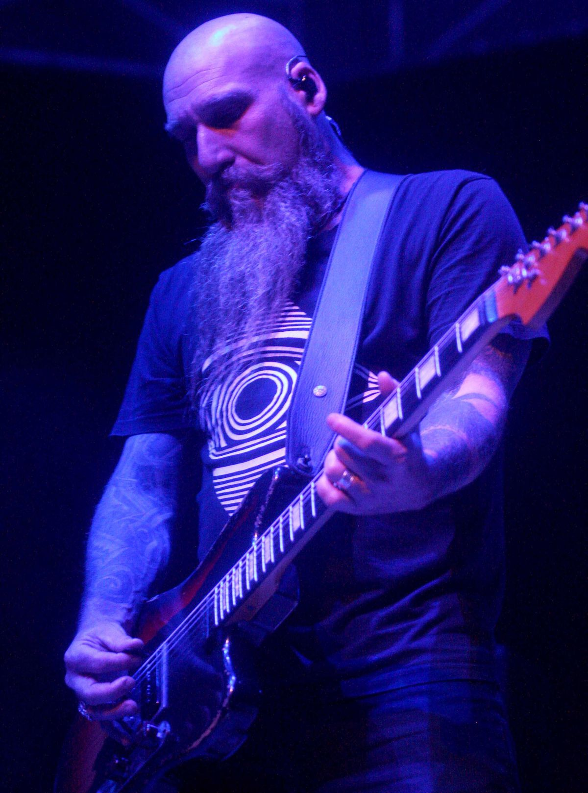 Neurosis at Supersonic Festival 2019. Pictures by: Andy Shaw