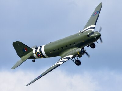 Flypast fun for Armed Forces Day