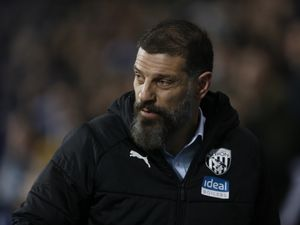 Slaven Bilic the head coach / manager of West Bromwich Albion. (AMA)