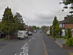 Thieves steal car keys during Wednesbury home robbery