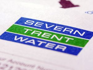 File photo dated 15/05/13 of a general view of the Severn Trent Water logo on a bill. The water company, which supplies 4.2 million households and businesses across the Midlands and parts of Wales, said there was currently no material financial impact from the floods. PRESS ASSOCIATION Photo. Issue date: Friday February 14, 2014. In a scheduled trading update, Severn said its trading performance in the year to March 31 had been in line with expectations and its prior guidance. See PA story CITY Severn. Photo credit should read: Joe Giddens/PA Wire