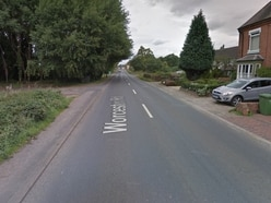 Man hit by lorry on busy Stourport road dies